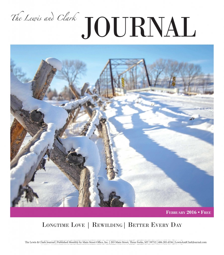 February 2016 Lewis and Clark Journal